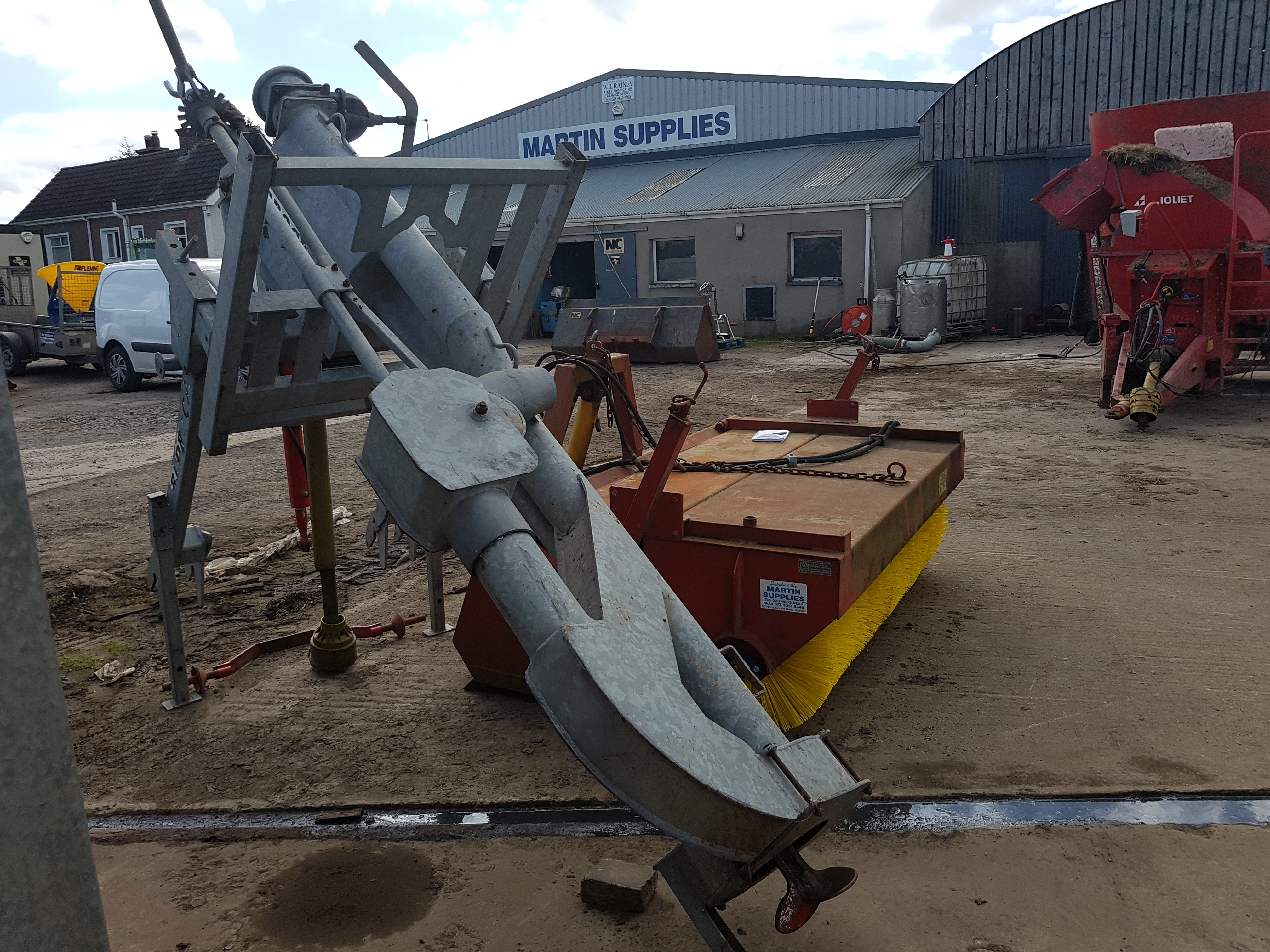 Redrock Slurry Pump (Used) - Martin Supplies