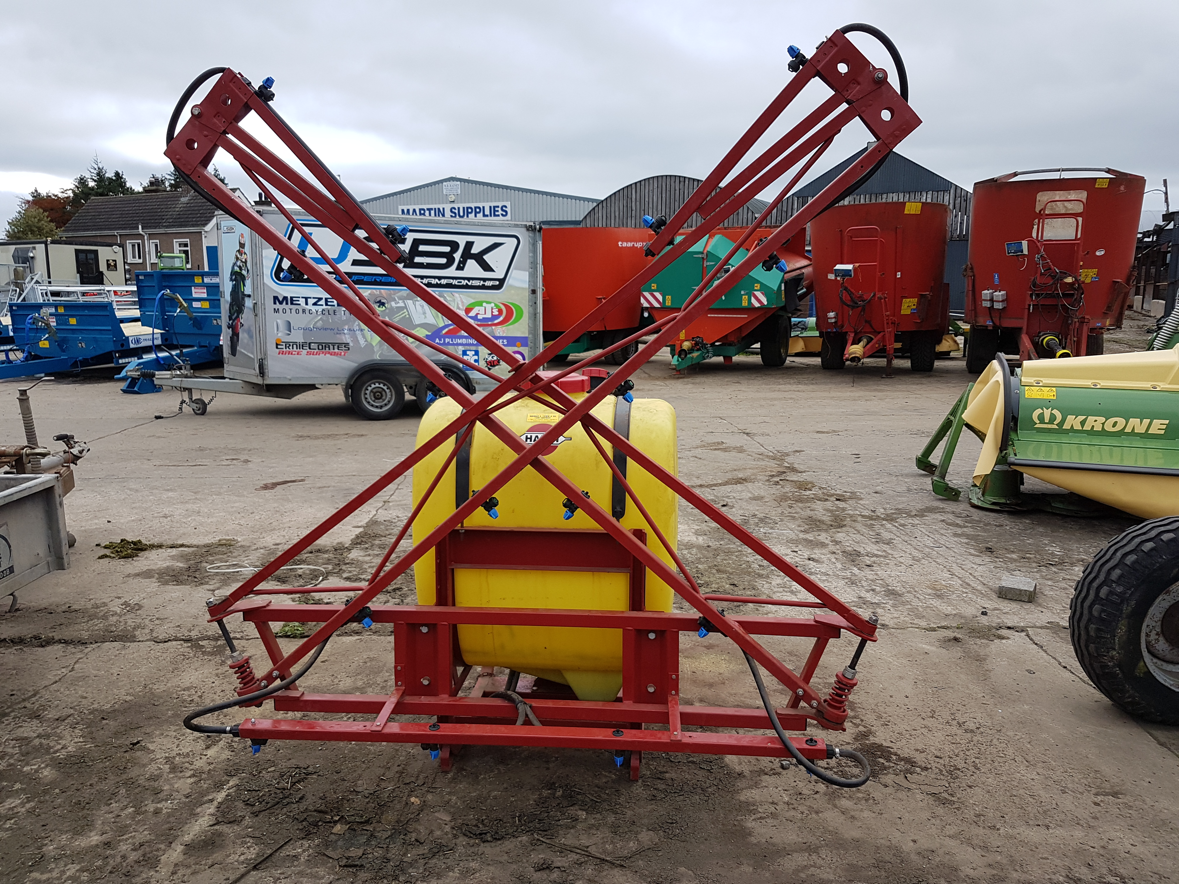 Large Selection of Agricultural Sprayers Various Sizes